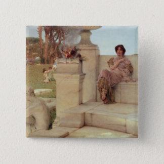 Alma-Tadema | la voix de Spring, 1908 Badges
