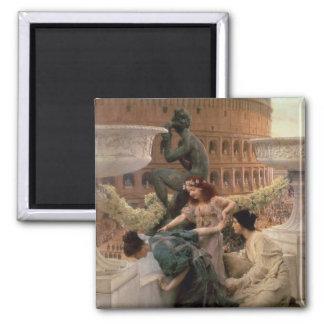 Alma-Tadema | le Colisé, 1896 Aimant