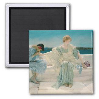 Alma-Tadema | ne me demandent pas plus, 1906 Aimant