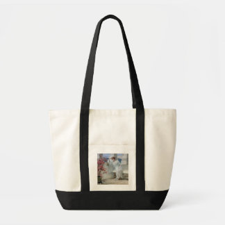 Alma-Tadema | ses yeux sont avec son thoughts� Tote Bag