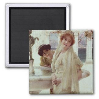 Alma-Tadema | une divergence de vues Aimant