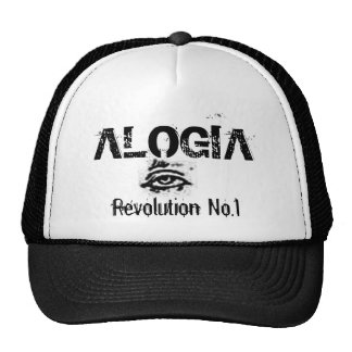 Alogia- Rev1 - Chapeau Casquette De Camionneur