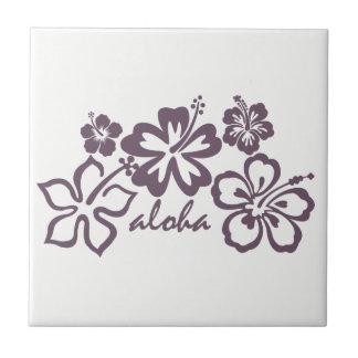 aloha carreau de céramique de thème d'Hawaï de