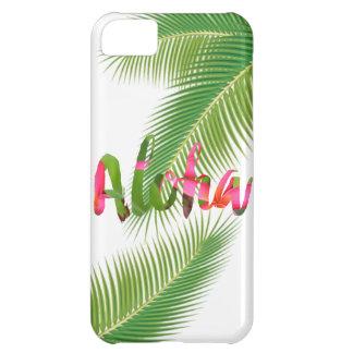 aloha cas de téléphone coque iPhone 5C