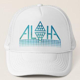 Aloha casquette de camionneur de Tapa de diamant