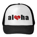 Aloha Casquettes De Camionneur