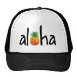 Aloha chapeau de camionneur casquette