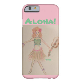 Aloha ! coque iPhone 6 barely there