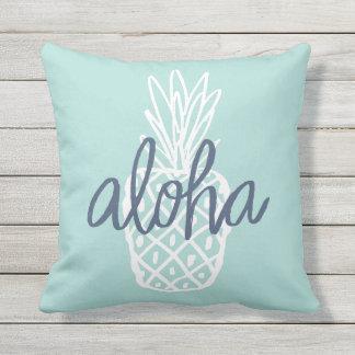 Aloha coussin d'ananas