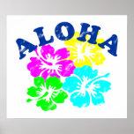 Aloha cru affiches