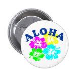 Aloha cru pin's avec agrafe