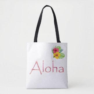 Aloha Fourre-tout Tote Bag