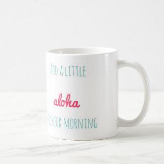 Aloha tasse