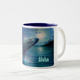 Aloha Tasse 2 Couleurs
