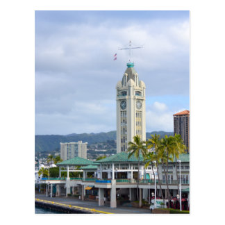 Aloha tour, Honolulu, Hawaï Carte Postale