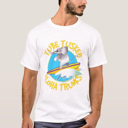 Aloha tube Tusker de troncs T-shirt