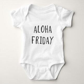 Aloha vendredi t-shirts