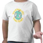 Aloha videurs de plage de troncs t-shirt
