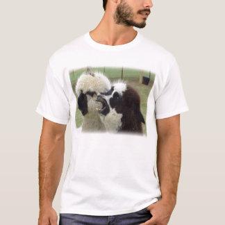 alpaga baîllant t-shirt