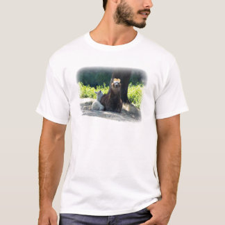 Alpaga - maman et bébé t-shirt
