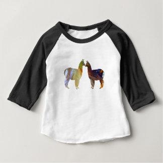 Alpaga T-shirt Pour Bébé