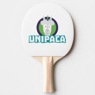 Alpaga Z67aj de licorne d'Unipaca Raquette Tennis De Table