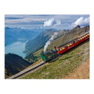 Alpes de la Suisse Cartes Postales
