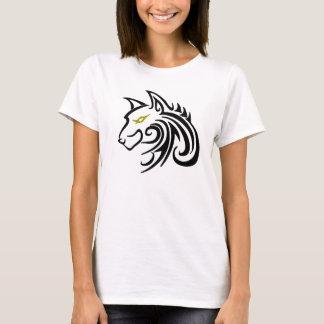 Alpha avant femelle t-shirt