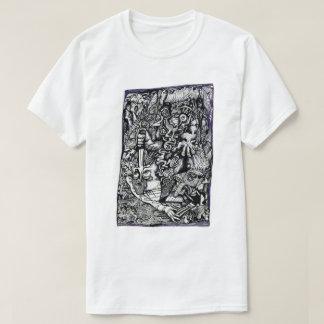 Alpha guerrier, par Brian Benson T-shirt