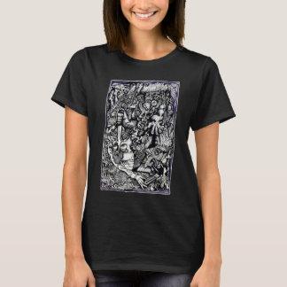 Alpha guerrier, par Brian Benson. T-shirt