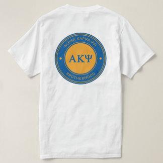 Alpha insigne de livre par pouce carré | de Kappa T-shirt