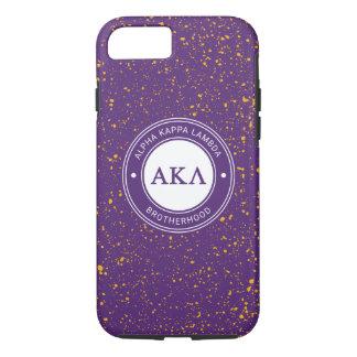 Alpha insigne du Kappa lambda | Coque iPhone 7
