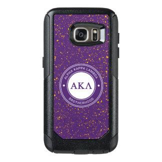 Alpha insigne du Kappa lambda | Coque OtterBox Samsung Galaxy S7