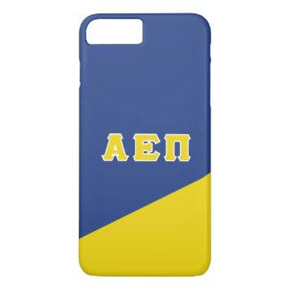 Alpha lettres de Grec de l'epsilon pi   Coque iPhone 7 Plus