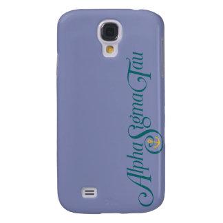 Alpha logo de Tau de sigma aucun Tagline Coque Galaxy S4