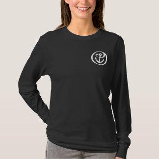Alpha marque 2 d'ancre de Tau de sigma T-shirt
