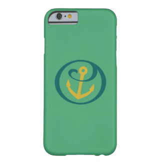 Alpha marque d'ancre de Tau de sigma Coque Barely There iPhone 6