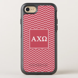 Alpha motif d'Omega | Chevron de Chi Coque Otterbox Symmetry Pour iPhone 7