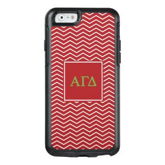 Alpha motif gamma du delta   Chevron Coque OtterBox iPhone 6/6s