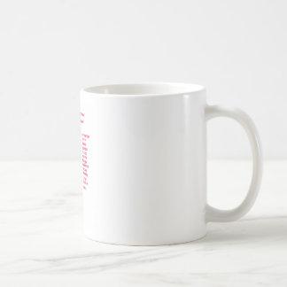 Alphabet international mug