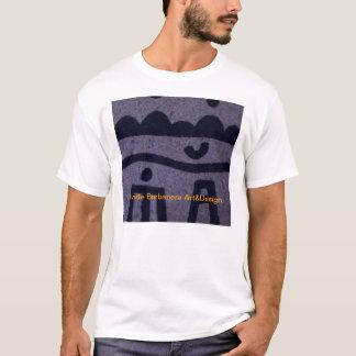 alphabets secrets t-shirt