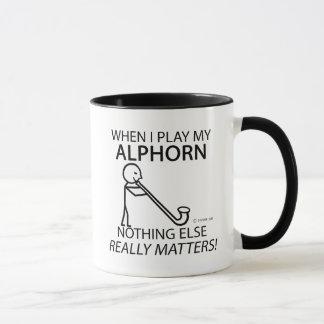 Alphorn rien d'autre importe mug