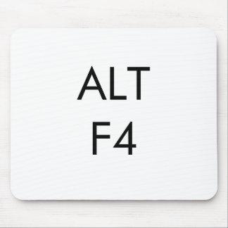Alt+F4 Mousepad Tapis De Souris