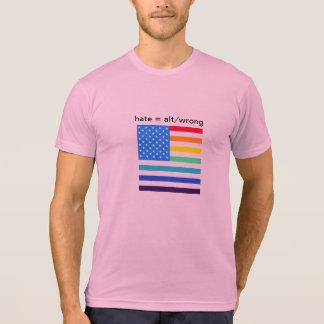 alt/faux t-shirt