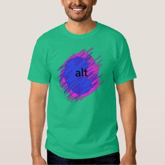 alt t t-shirt