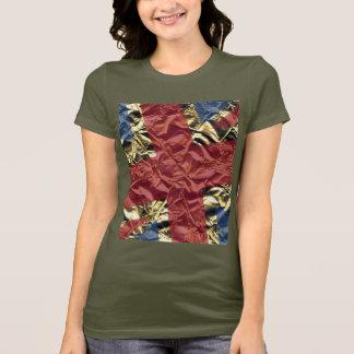 Aluminium d'Union Jack T-shirt