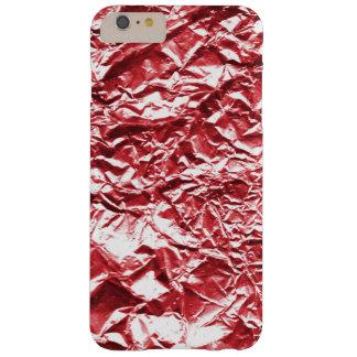 Aluminium rouge #1 coque iPhone 6 plus barely there