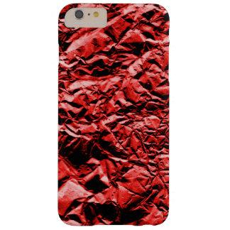 Aluminium rouge #2 coque iPhone 6 plus barely there