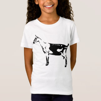 Amant alpin de chèvre de laiterie T-Shirt