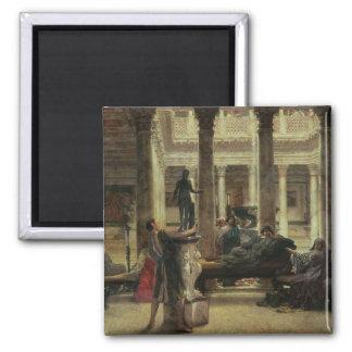 Amant d'art romain d'Alma-Tadema |, 1870 Aimant